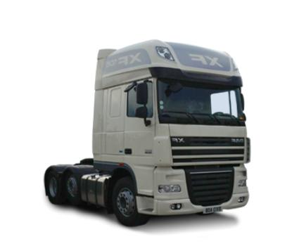 44 Ton Sleeper Truck