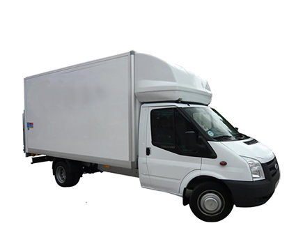 Ford Luton Tail Lift